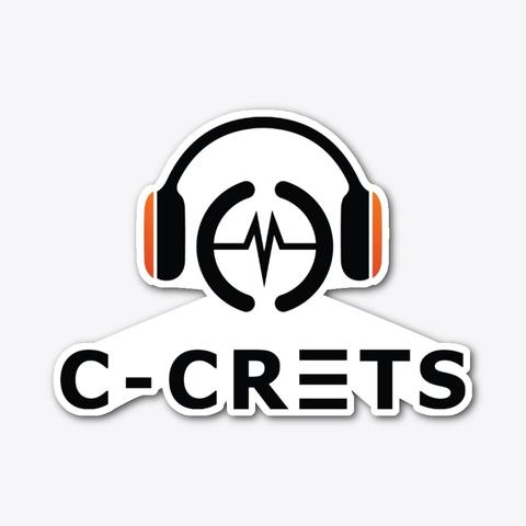 C-CRETS Podcast Sticker