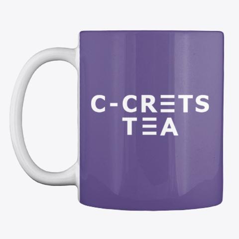 Purple Tea Mug